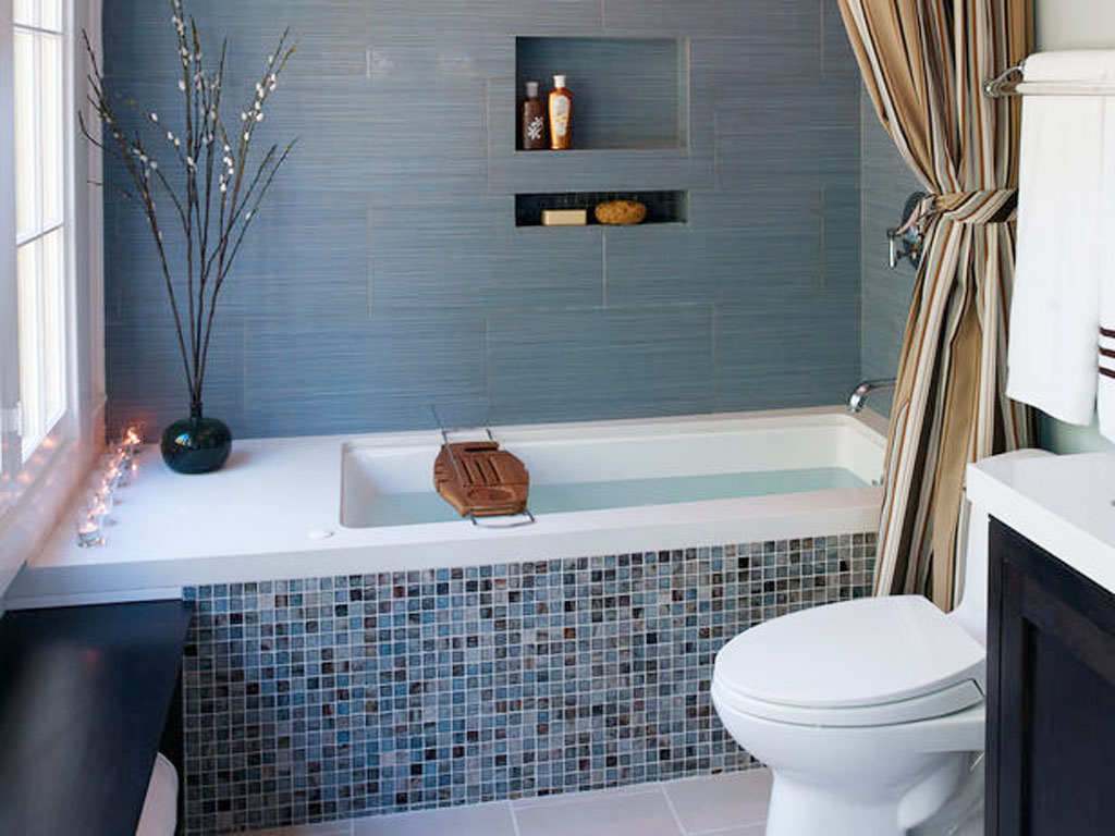 Bathroom is not only used for bathing  You also could use the bathroom for  relaxation  You can spend a lot of time in the bathroom  In bathtubs for  small. The Advantage using bathtubs for small spaces   EwdInteriors