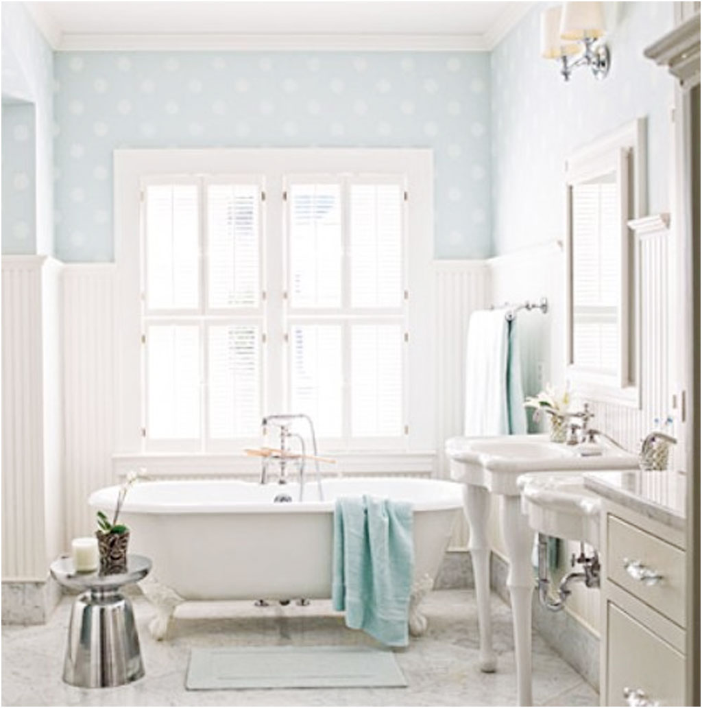 English cottage bathrooms - Photo Gallery Of The Cottage Style Bathroom Vanities 016