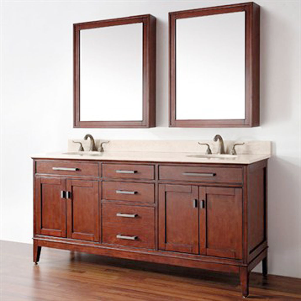 The Main Function Of Double Sink Bathroom Vanity Ideas