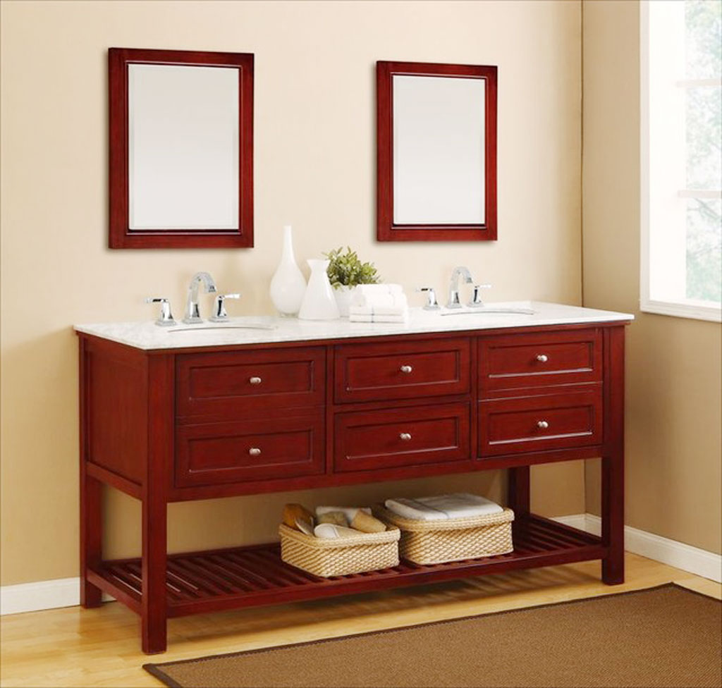 The main function of double sink bathroom vanity ideas | EwdInteriors