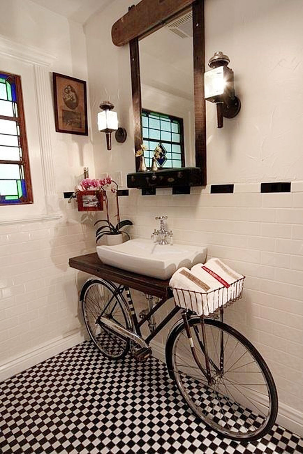 Awesome Photo Gallery Of The Small Half Bathroom Ideas 034