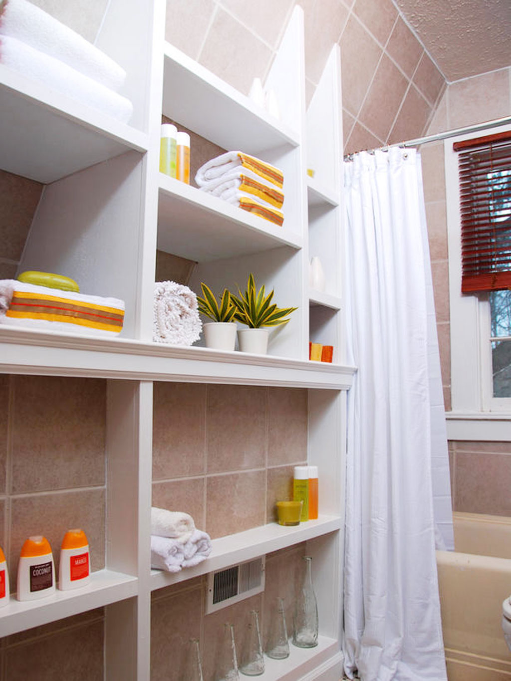 Great 6 Photos Of The Efficient Bathroom Storage Ideas For Small Spaces