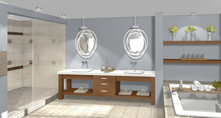12 Photos of the 12 best 3d bathroom design software
