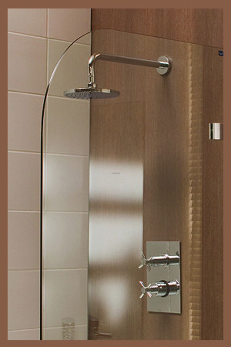 Photo Gallery Of The Small Bathroom Shower Design
