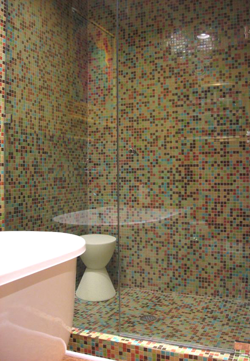 bathroom tile designing - Shower Wall Tile Design