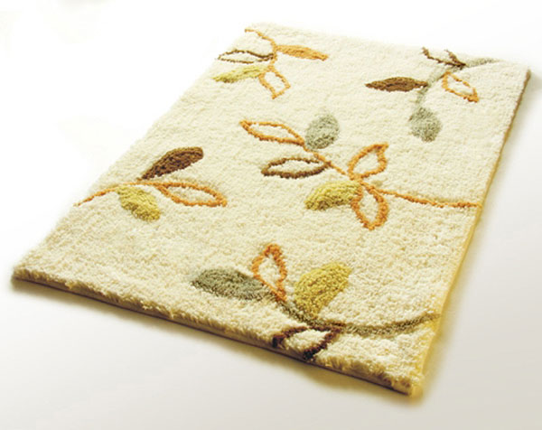 7 photos of the 7 cute designer bathroom rugs - Designer Bathroom Rugs