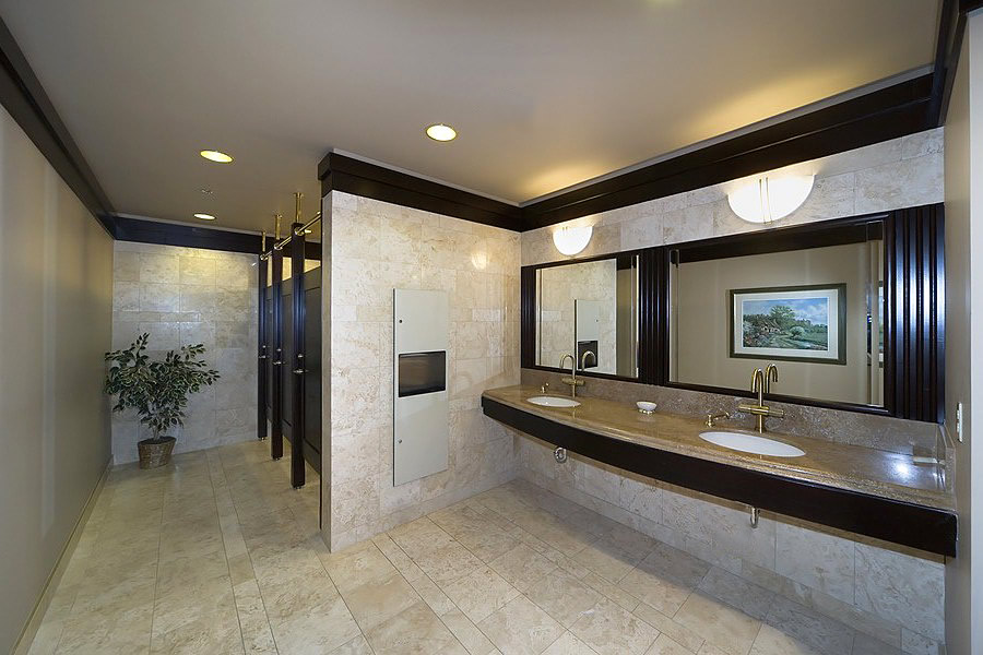 Bathroom Stall Office commercial bathroom stall : ewdinteriors