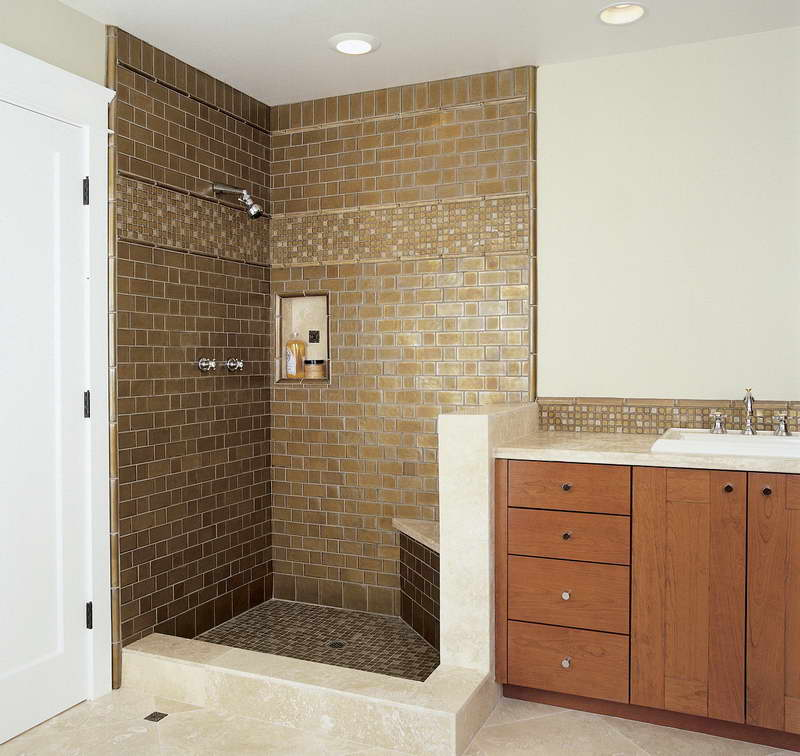 creative bathroom shower tile design ideas - Shower Tile Design Ideas