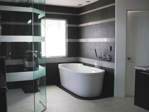 Delightful 9 Popular European Bathroom Design: European Contemporary Bathroom Design