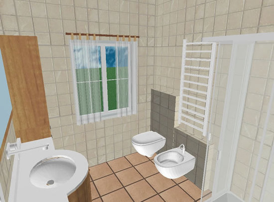 Photo Gallery Of The 3d Remodeling Software Free With Glass Door Bathroom