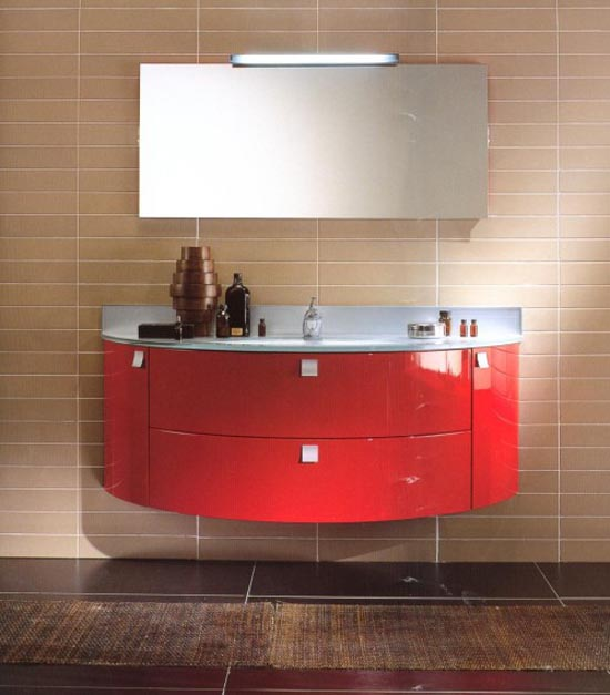Photo Gallery Of The Japanese Style Designer Bathroom Vanity