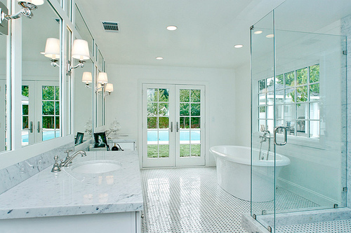 Photo Gallery of the Great Bathroom Designs Ideas