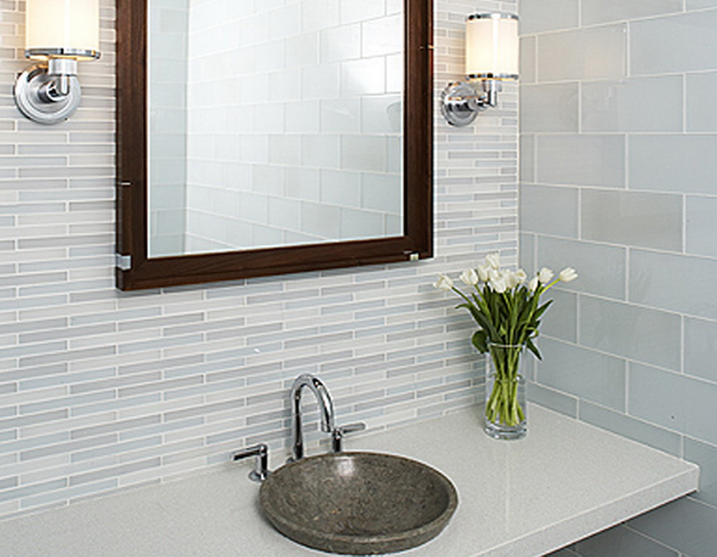 Inspiring bathroom tile design pictures : EwdInteriors