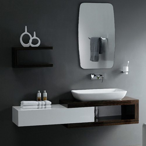 Japanese bathroom vanity design ideas : EwdInteriors