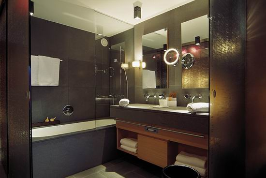photo gallery of the hotel bathroom design - Hotel Bathroom Design