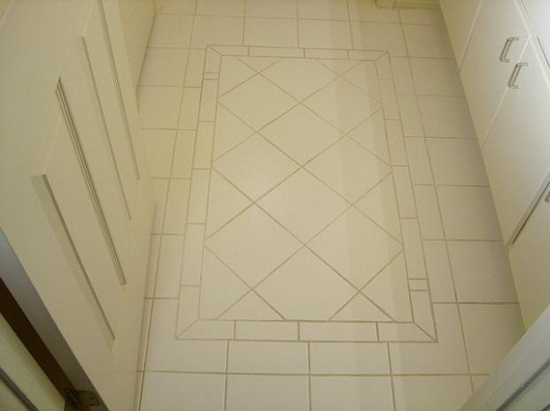 Master Bathroom Floor Tiles