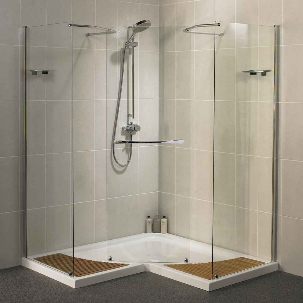 Photo Gallery Of The Bathroom Shower Designs With Luxury Concepts