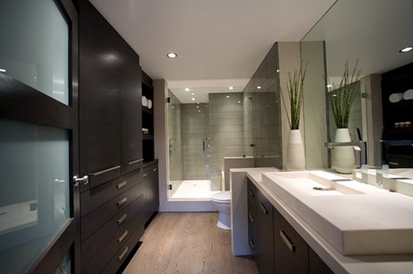 Modern Bathroom Design. Modern Bathroom Design Ideas With Divine