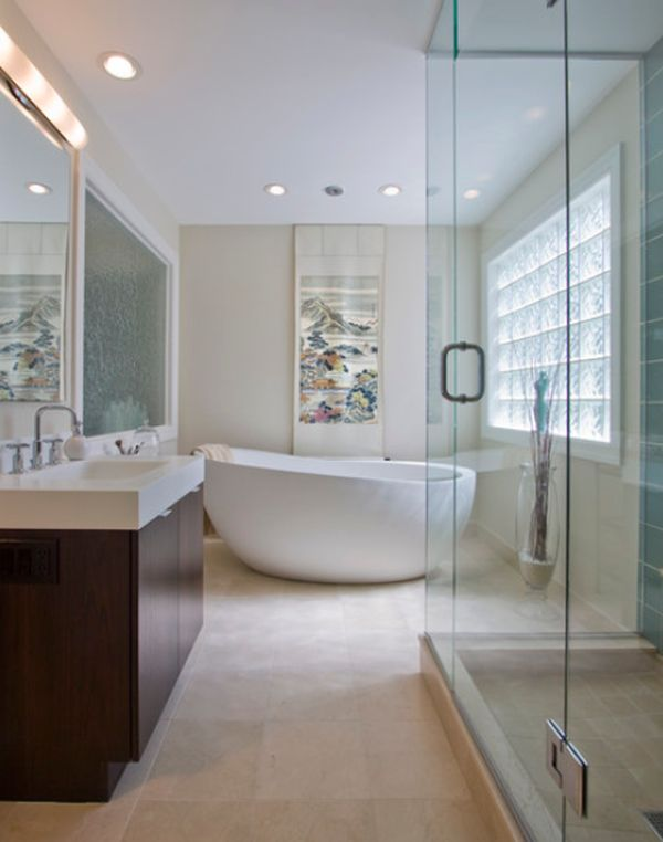Photo Gallery Of The Long And Narrow Bathroom Design