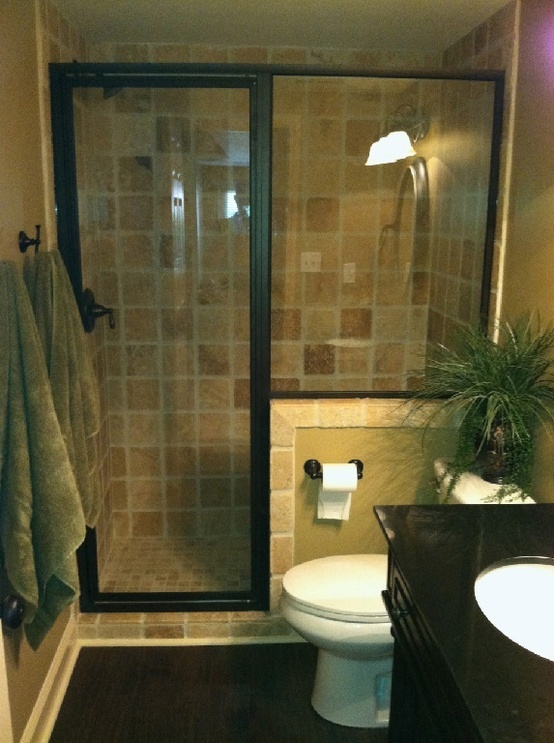 Photo Gallery of the Shower In Small Bathrooms. Shower in Small Bathrooms   EwdInteriors