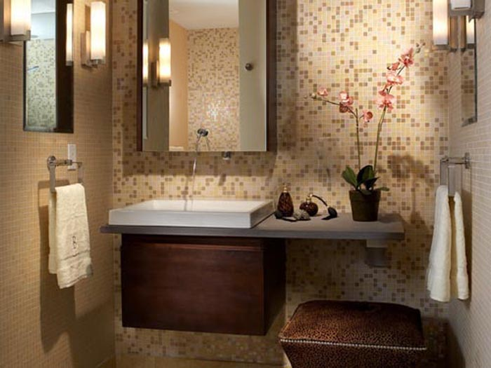 5 Tiny Bathroom Design Ideas To Follow