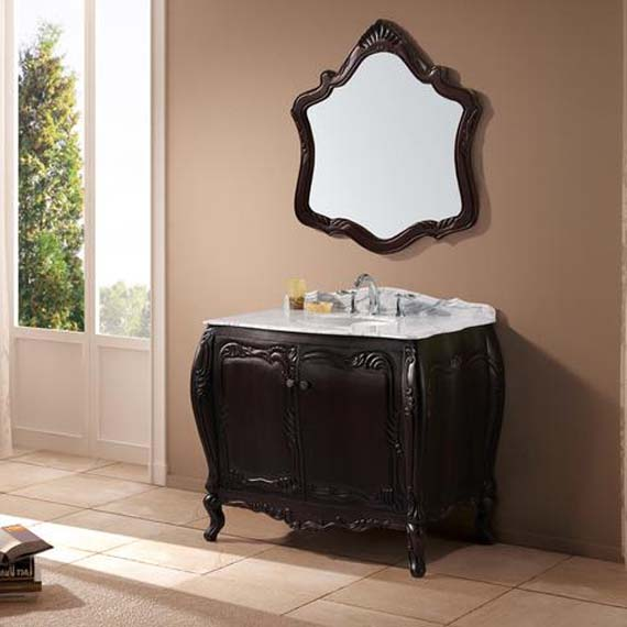 Photo Gallery of the Japanese Style Designer Bathroom Vanity. Japanese Style designer bathroom vanity   EwdInteriors