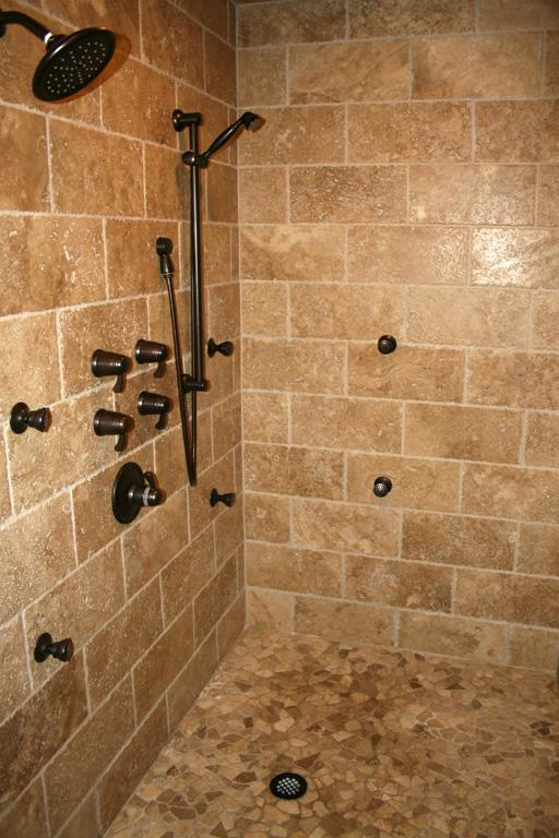 Bathroom Tile Layout Designs