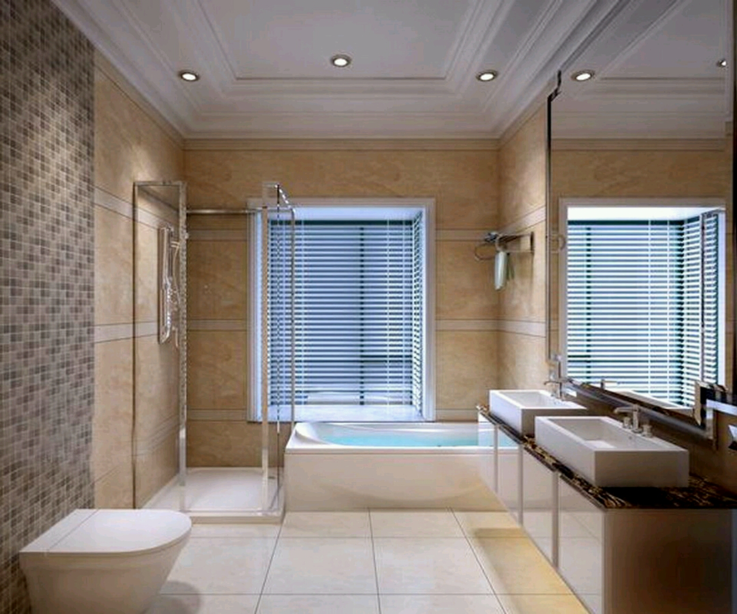 Remarkable Best Bathrooms Designs All About Bathroom Ideas Largest Home Design Picture Inspirations Pitcheantrous