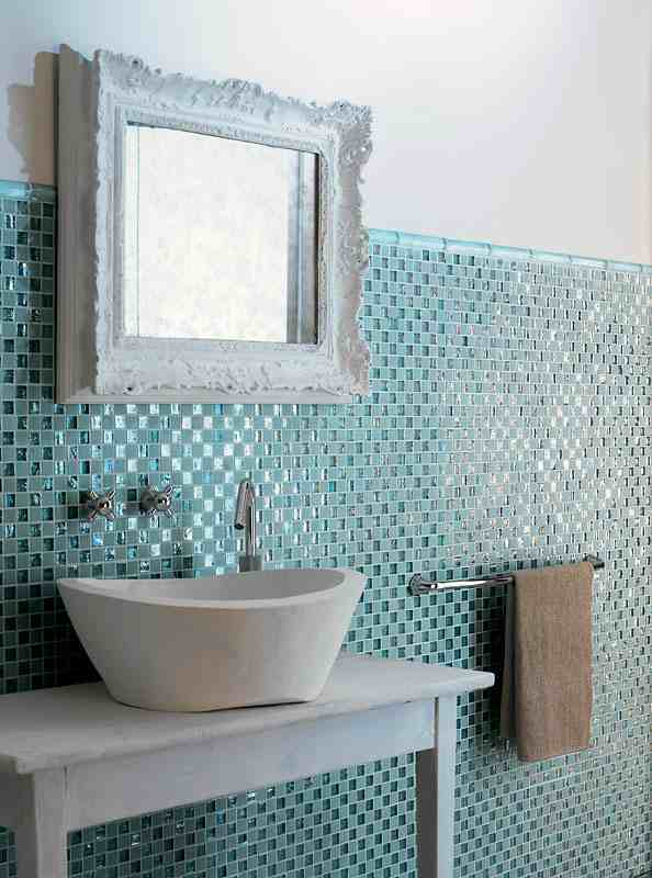 8 Photos Of The 8 Amazing Bathroom Mosaic Tile Designs