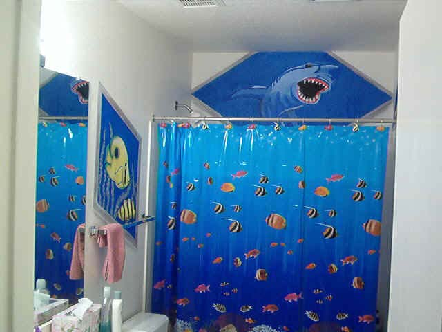Colorful Kids Bathroom Designs Ideas : Ewdinteriors