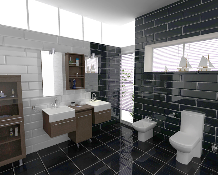 Genial Photo Gallery Of The Free Online Bathroom Design Tool