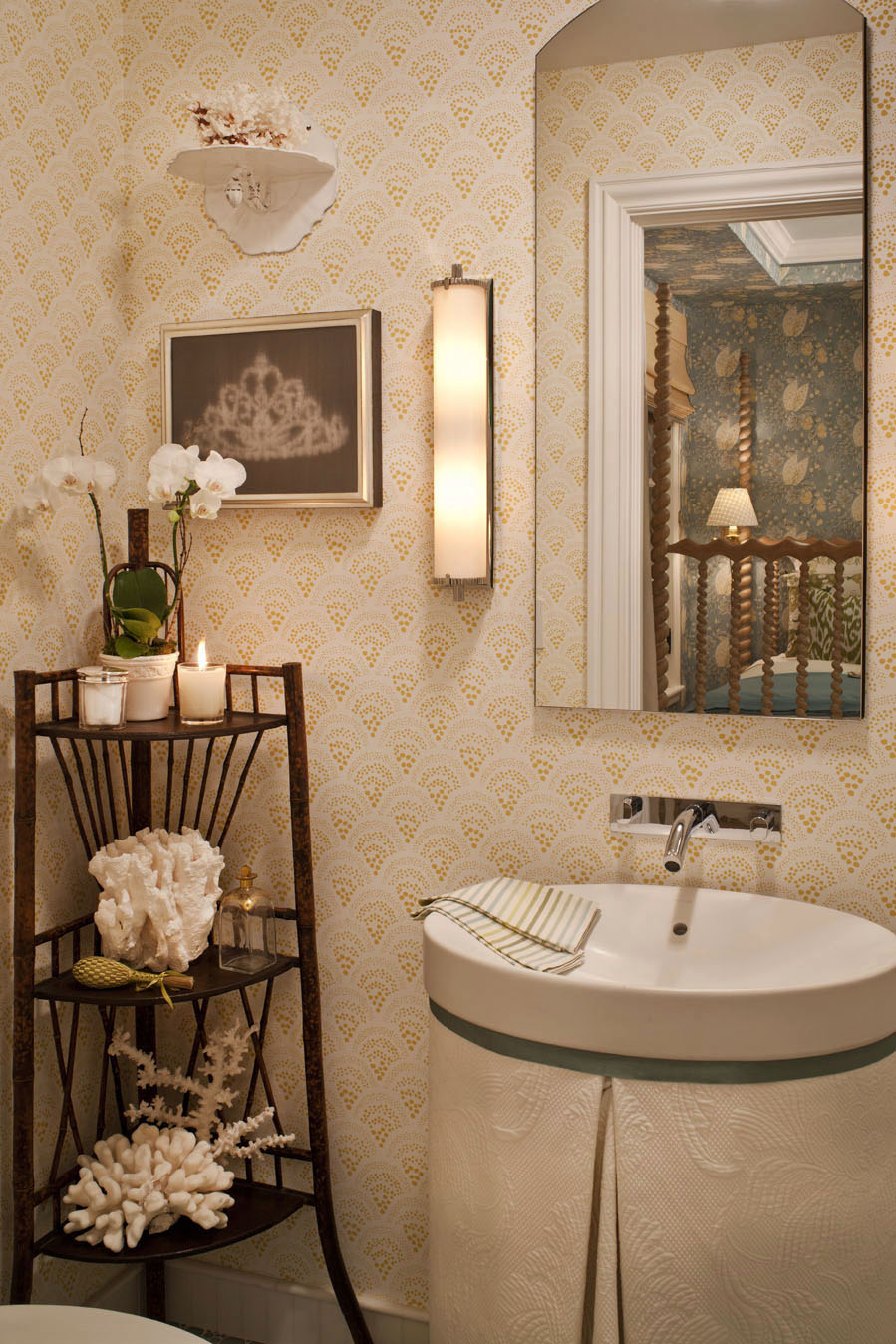 8 photos of the 8 ideal designer wallpaper for bathrooms - Designer Wallpaper For Bathrooms
