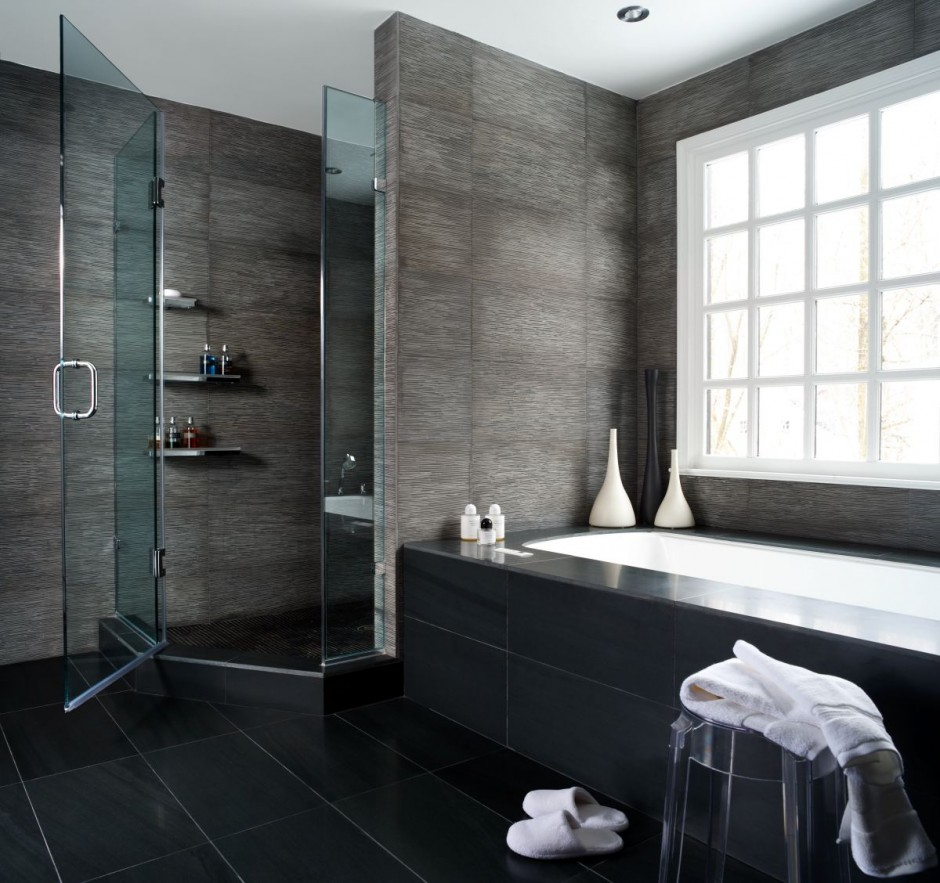 Bathroom: Hotel Bathroom Design, bathroom interior design, Modern