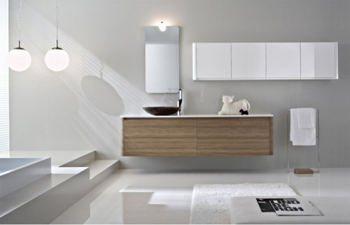 9 fantastic minimalist bathroom design: Minimalist Bathroom Design Idea