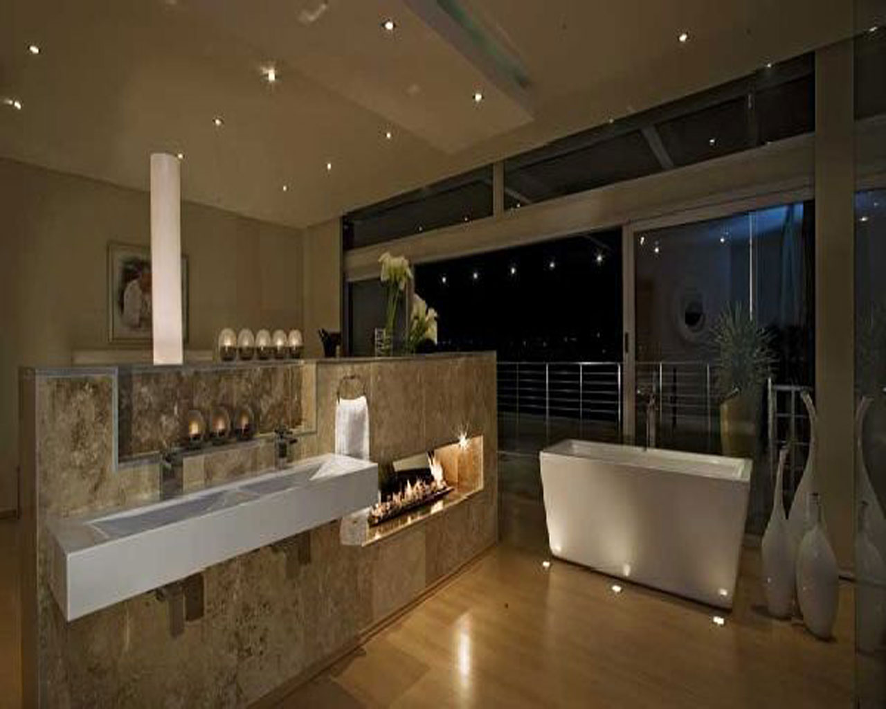 Beautiful Bathroom Design Home Design