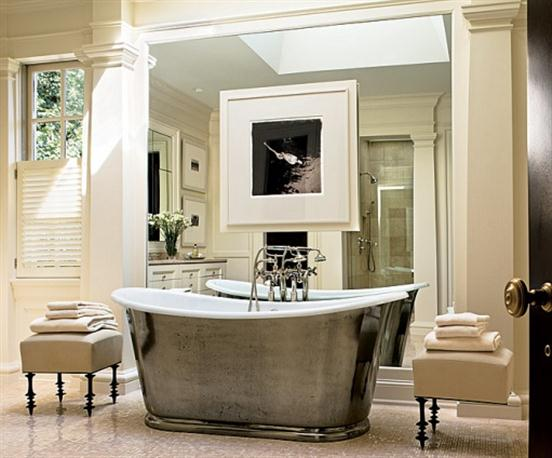 photo gallery of the vintage bathroom design - Bathroom Classic Design