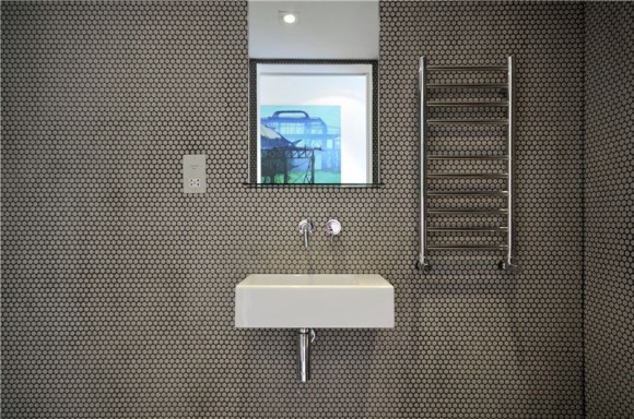 9 Nice Industrial Bathroom Design: Modern Industrial Bathroom Japanese Part 59