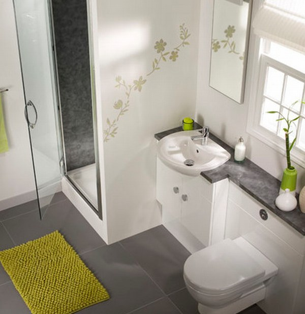 Photo Gallery of the Compact Bathrooms