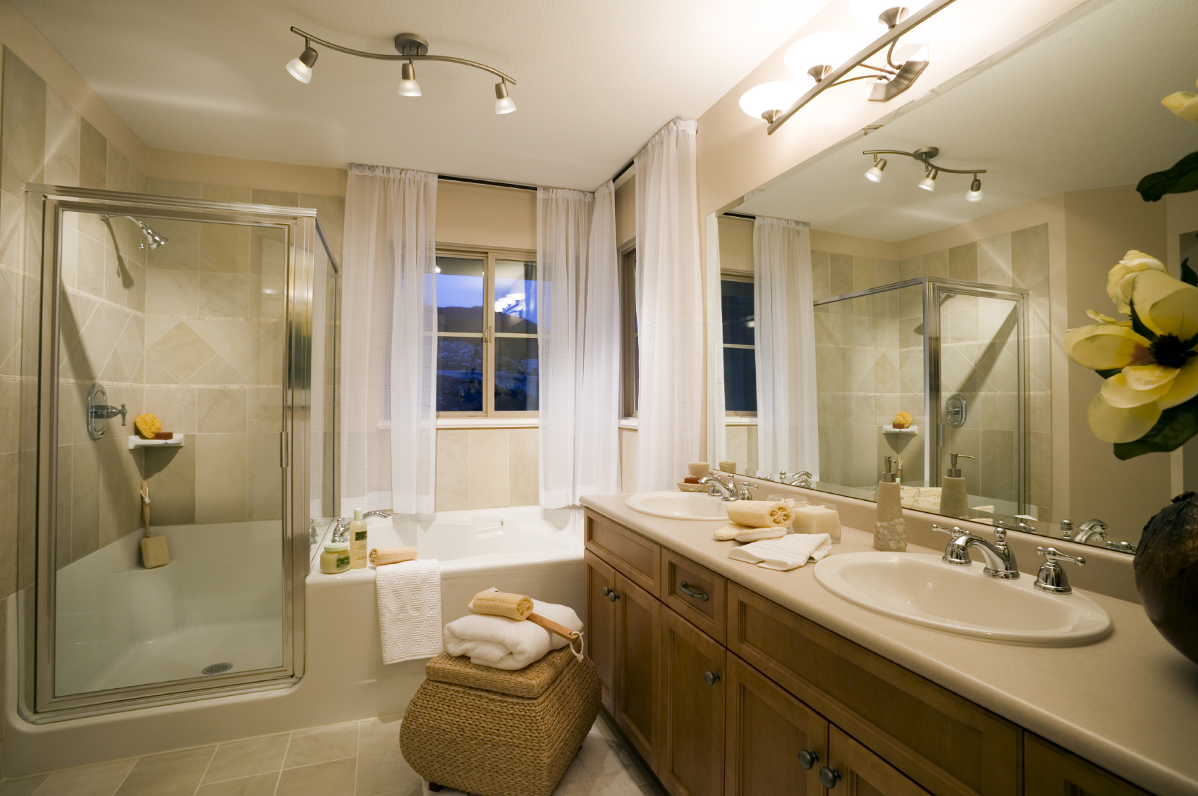 Master Bathroom Remodel Cheap Master Bath Remodel Paulus Design - Bathroom remodeling clear lake texas