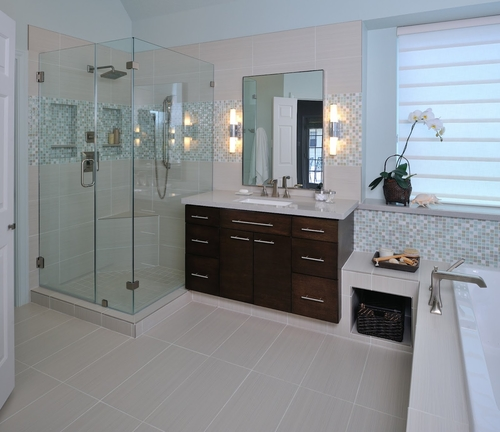 Photo Gallery Of The Small Full Bathroom Designs Pictures