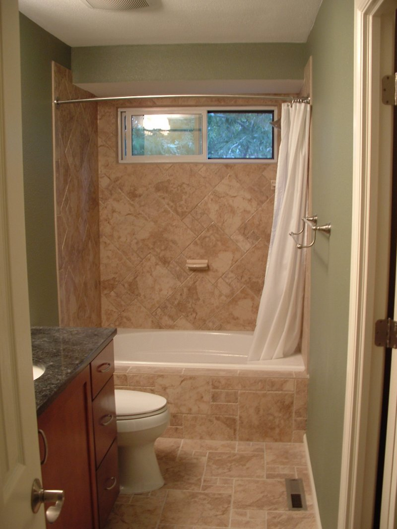 photo gallery of the bathroom tile design ideas for small bathroom - Shower Wall Tile Designs