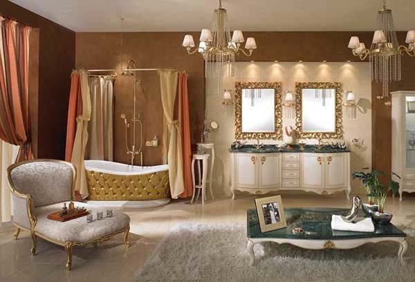 photo gallery of the traditional bathroom decorating ideas