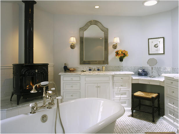 in order to enhance your bathroom consider adding a new look into your vanity for instance you can go wild just using painting alone or possibly you may - Traditional Bathroom Design Ideas