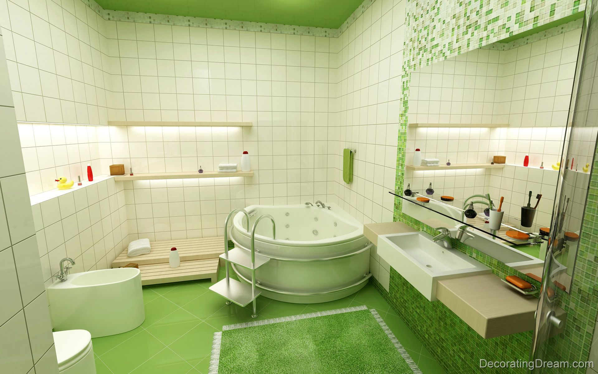 Ideas And Check The List Of Additional Sources For Kids Bathroom