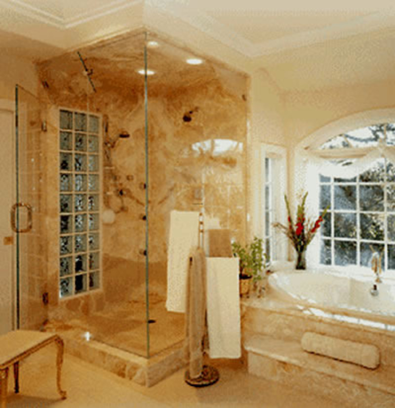 6 photos of the 6 popular bathroom shower design pictures