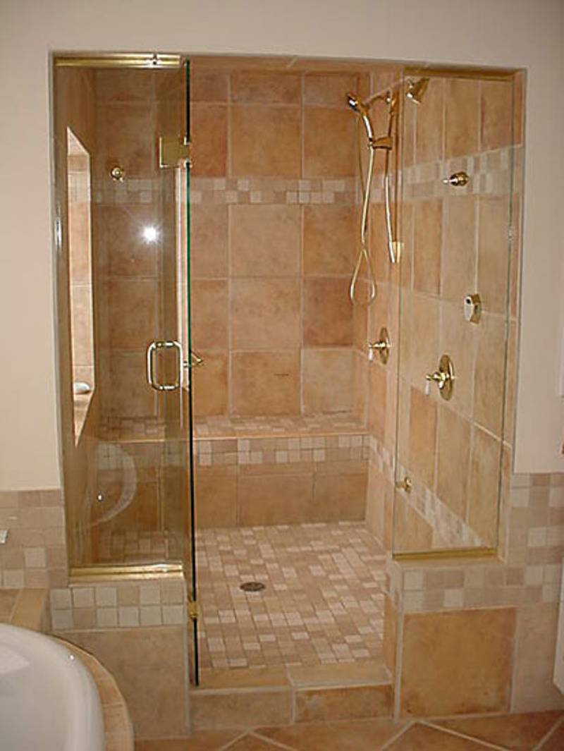 6 Photos Of The 6 Pretty Bathroom Shower Designs Pictures