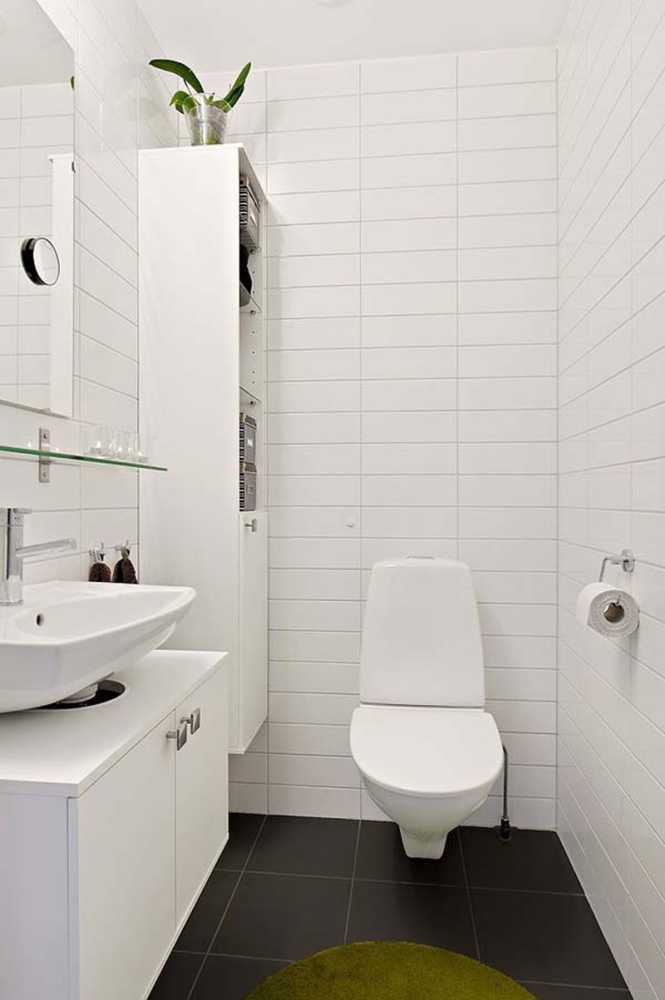 Bathroom Sink and CLoset Design : EwdInteriors