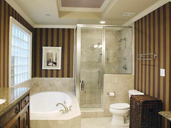 best bathroom wall design ideas contemporary - home design ideas