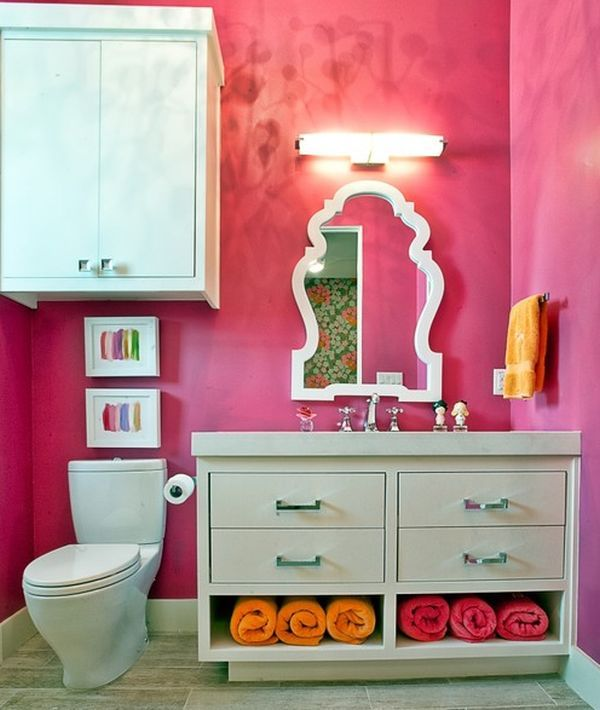 8 Photos Of The 8 Cute Bathroom Designs For Kids