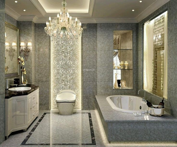 Photo Gallery of the Elegant Bathroom Design Ideas